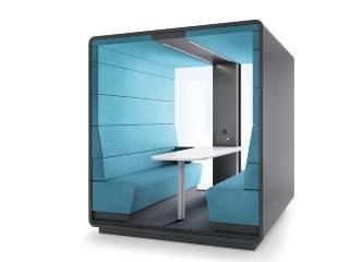 Adapter son environnement de travail avec les cabines acoustiques MIKOMAX