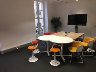 APICIL, aménagement de 1500m² de bureaux
