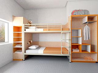Projets et concours hébergement : Résidences étudiantes Vannes et 3D projet