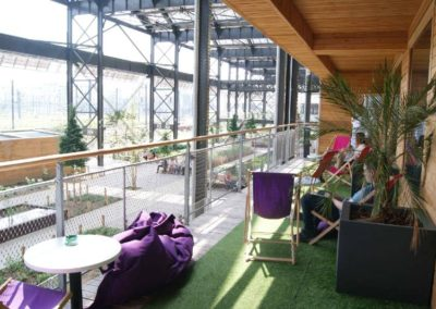 Mobilier extérieur : des espaces détente en extérieur