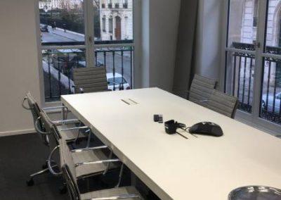 Salle de direction : une belle salle au mobilier élégant et fonctionnel
