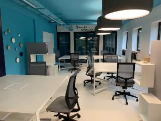 ICADE, aménagement mobilier de la maison des Start 'Up
